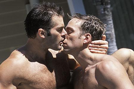 Gays Viagem cheia de surpresas